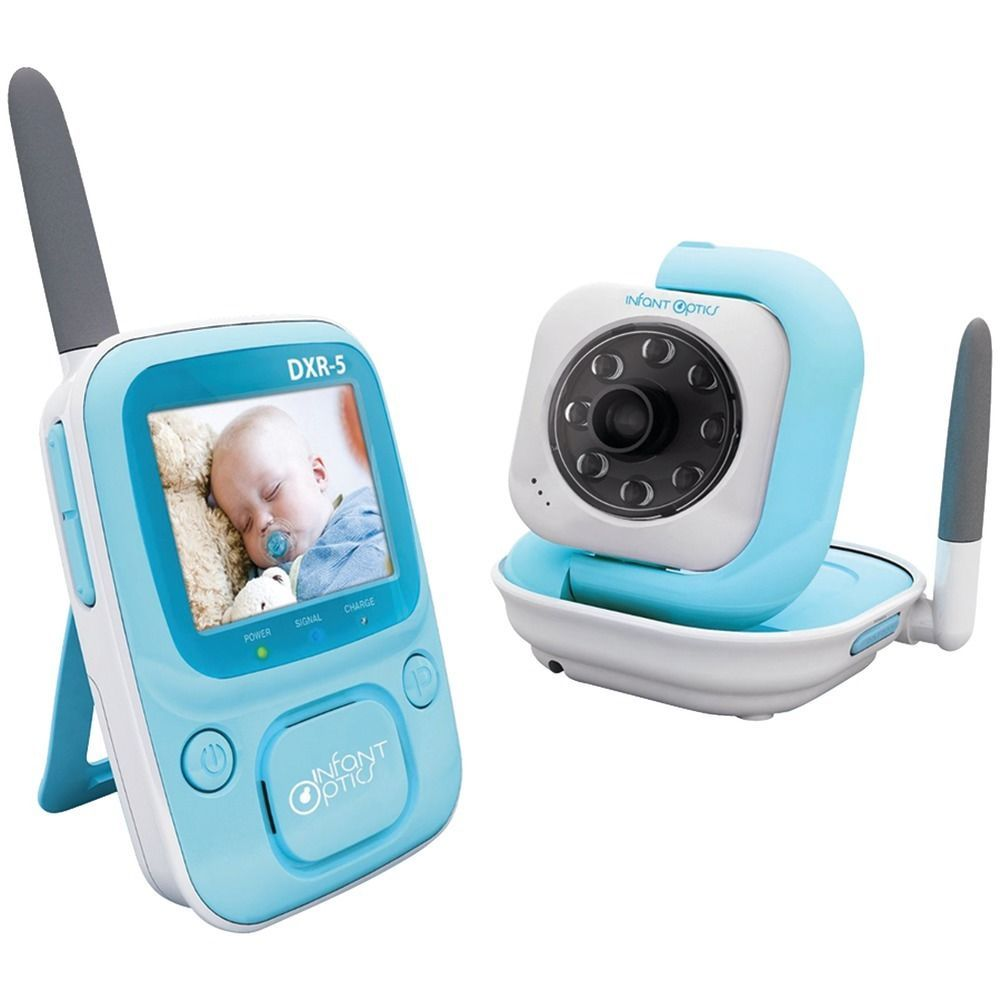 Digital Video Baby Monitor with Night Vision #InfantOptics