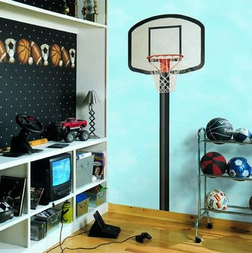 Tween Bedrooms Bedroom Basketball Room Decor Basketball Room Kids Sports Bedroom