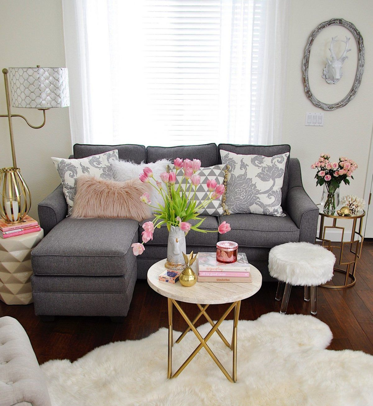 Coffee Table Ideas For Small Apartments Small Living Room Decor