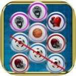 Sports Mania Pop Match Puzzle Game - If you enjoy sports trivia or puzzle games, you're going to get a real kick out of this game. This game allows users to relax to ambient music, while being presented various bubbles of different colors and content. Quickly pick the bubbles that match the ever-changing title at the top of the screen before the clock runs out. But competitive gamers beware, this title gets more and more frenzied as it goes, so strap in. Click the image for our full review.