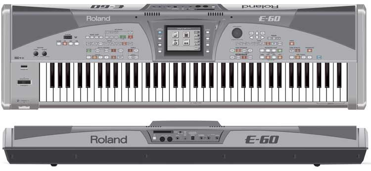 roland e60 - Google Search | Keyboards I Have Known and