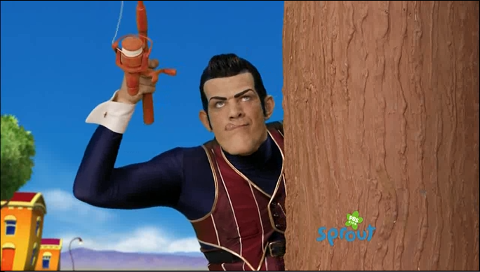 Pin By Ellie On Shows Lazy Town Stefan Karl Robbie Rotten
