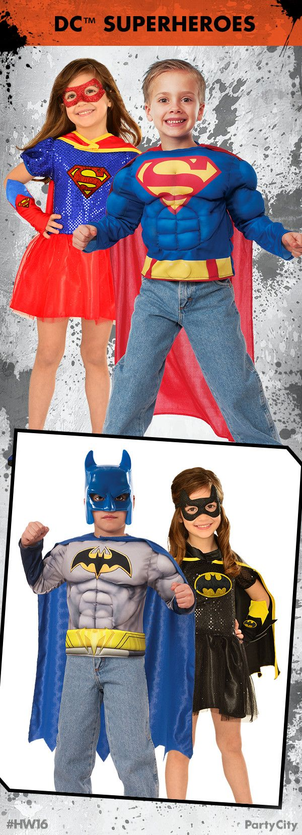 Dress to thrill with Party City's large selection of Halloween ...