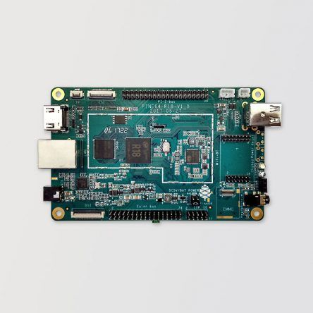 PINE64 – 64-bit Single Board Computer | Arduino | Home automation