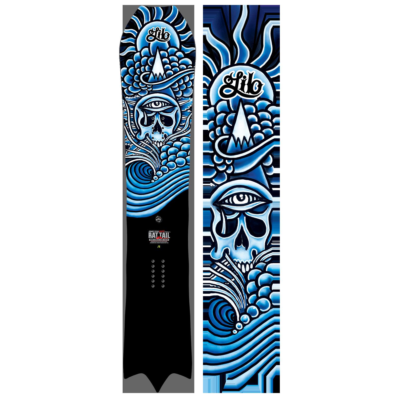 Jamie Lynn Rat Tail C3 BTX Snowboard 1516 | Lib Tech