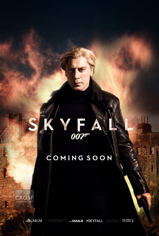 Raoul Silva #Villains #Skyfall | Villians in 2019 | Skyfall, James