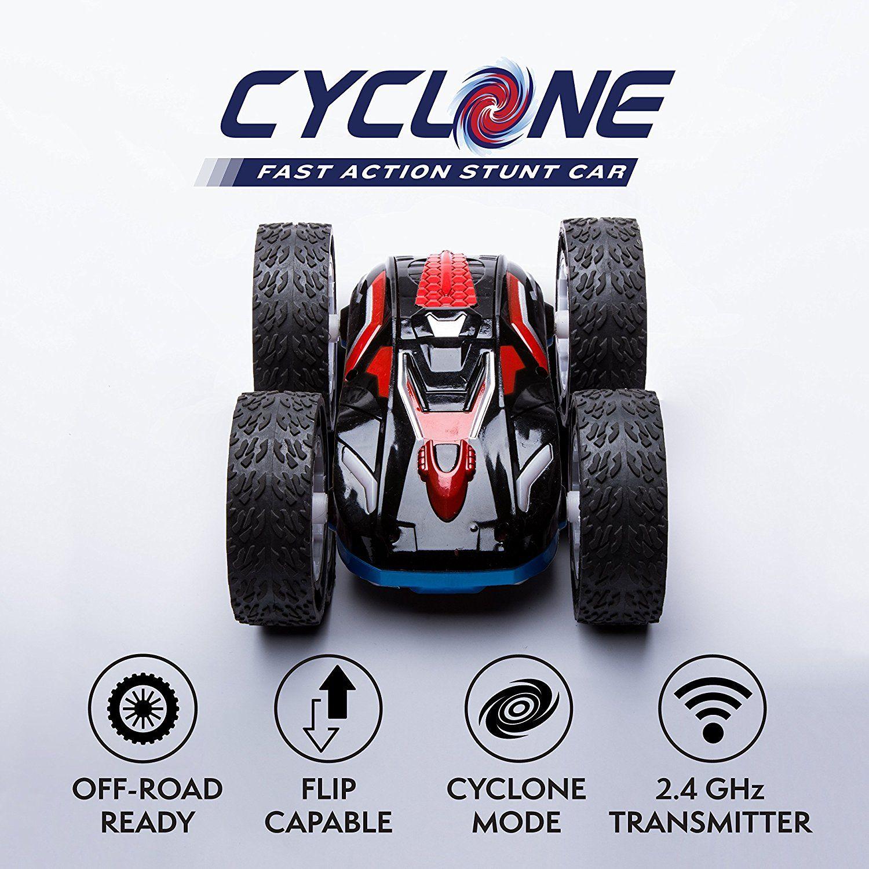 Cyclone Stunt Car 360° Flip Kids Remote Control Car
