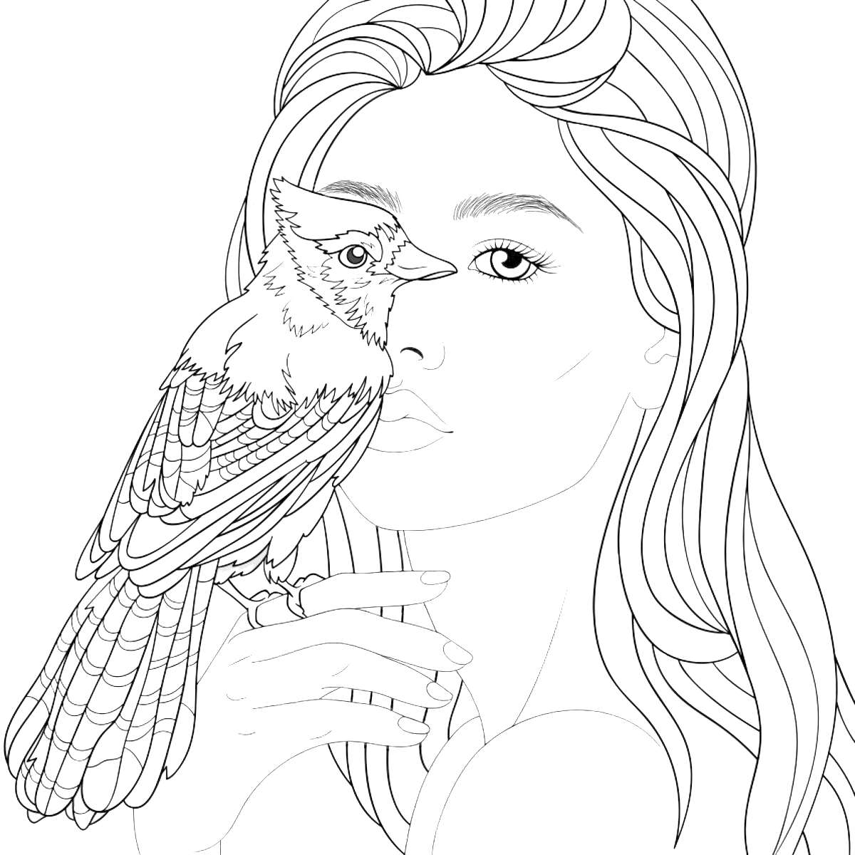 Pin By Ulab On Kolorowanki Mom Coloring Pages Fall Coloring Pages Coloring Pages To Print