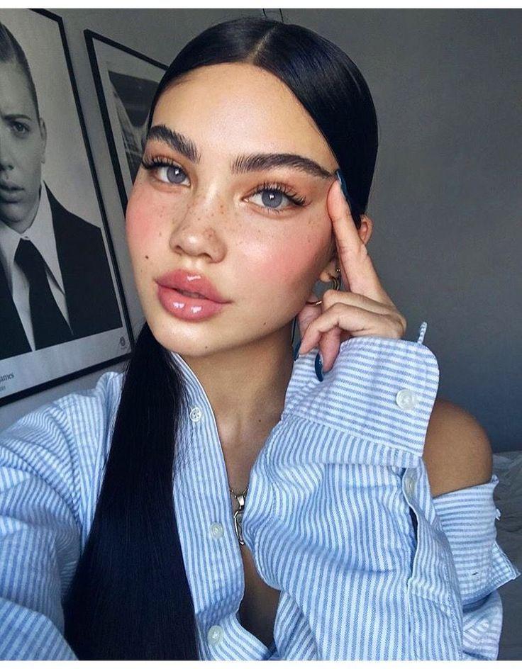 Estas son las 10 tendencias supremas de belleza en 2019 | Ecemella – #belleza #Ecemella #p …