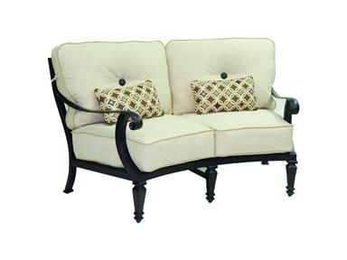 Shop For Castelle Crescent Loveseat 2641t And Other