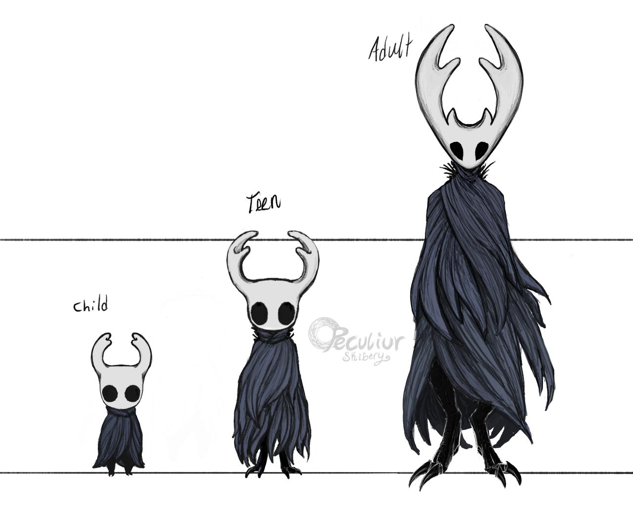 Spirits Hollow Art Creature Art Cartoon Character Design