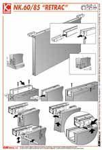 Instrucciones de instalaci n mecanismo puerta corredera - Mecanismo puerta corredera ...