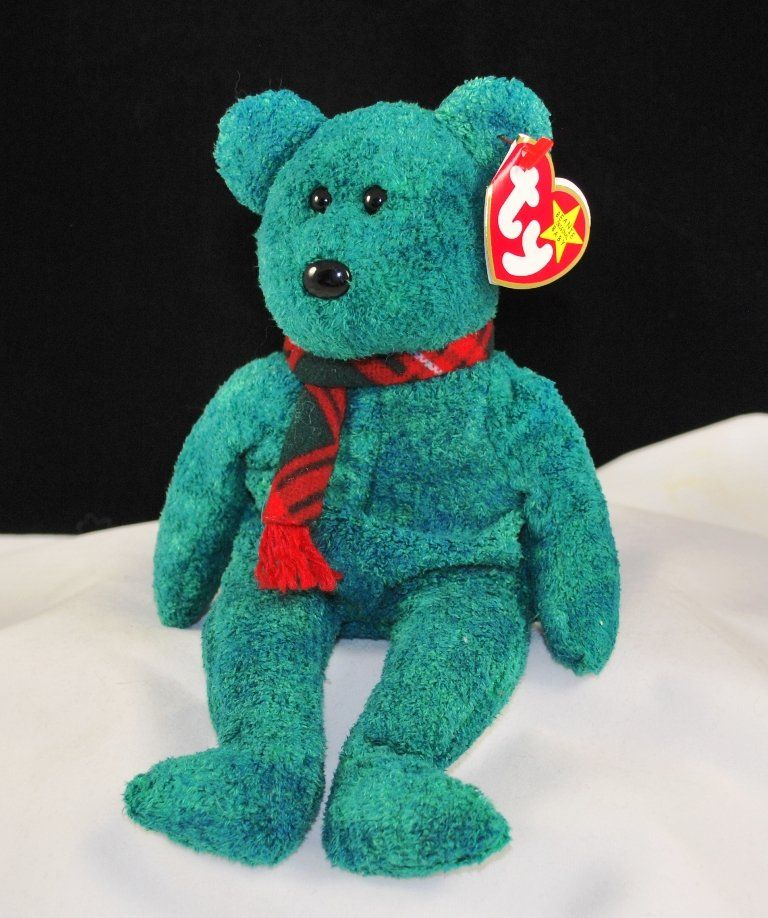 Retired Ty Beanie Baby Wallace  4264. Date of Birth  January 25 ... ea3d8182802
