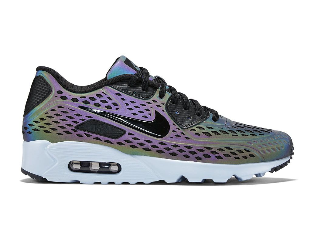 la meilleure attitude 52d69 ed47d Nike Air Max 90 Ultra Moire Officiel pas cher Chaussures ...