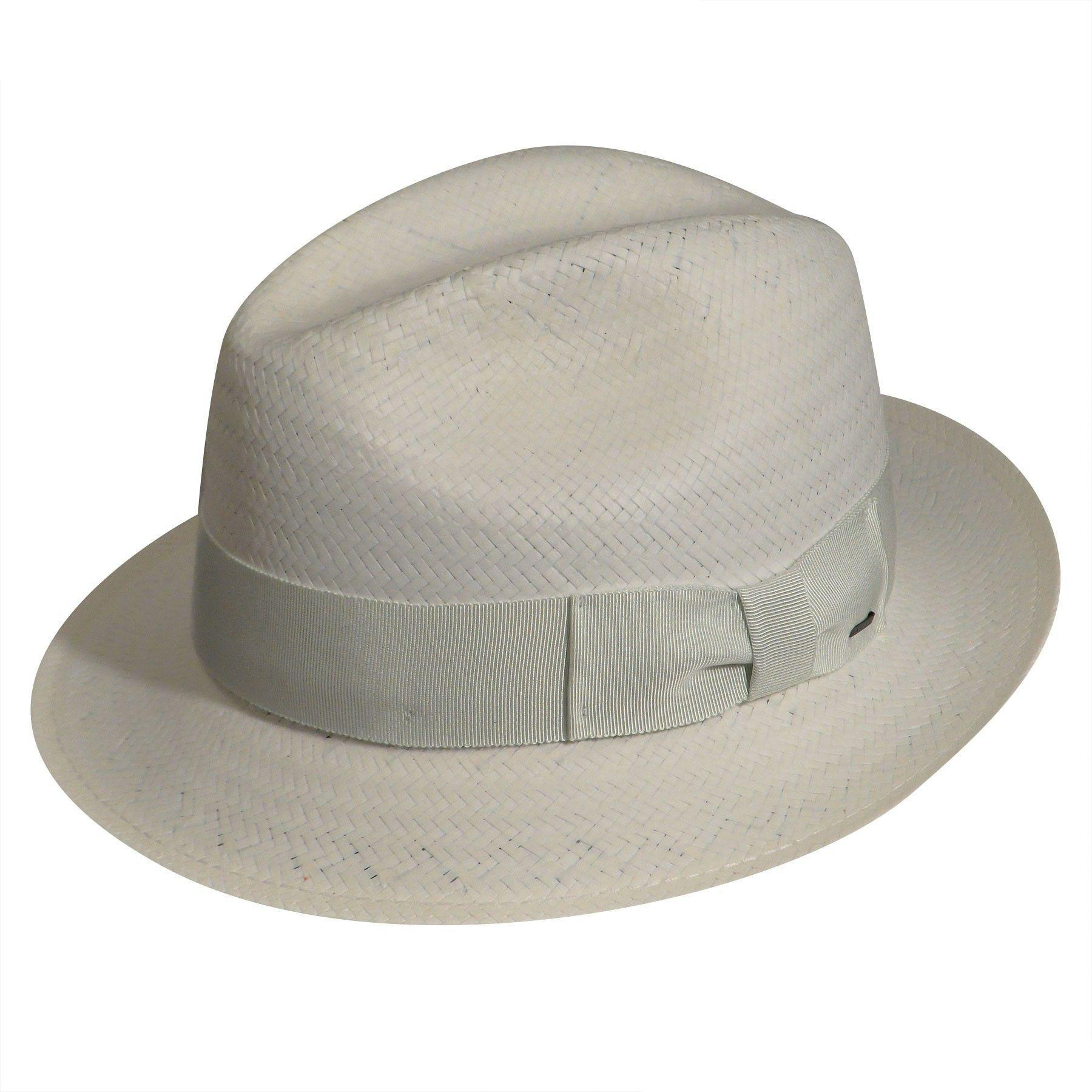 a2ed9126 Bailey Lando Straw Fedora - White Hollywood, Straw Fedora, Straw Hats,  Unisex,