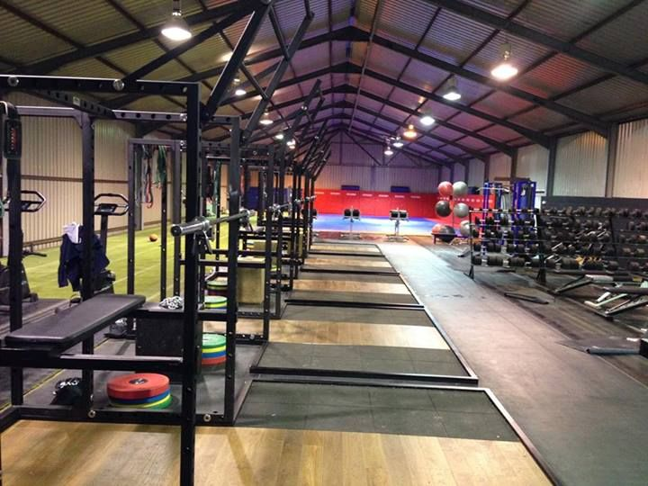 Featherstone rovers stage 2 installation amc in 2019 gym