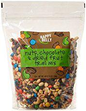 Trail Mix – Nuts, Fruits, Dark Chocolate