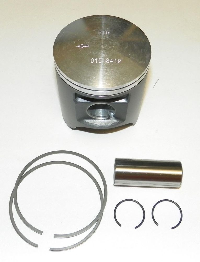 Kawasaki 1200 Ultra 150 Platinum Piston Kit 010-841-04PK .25mm SIZE 13001-3730
