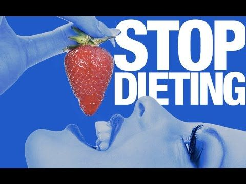 6 Important Weight Loss Tips! (STOP DIETING!!)