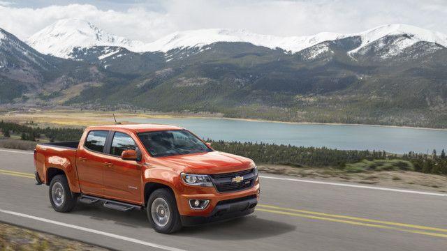 Duramax Diesel Lifts 2016 Chevy Colorado Pickup To Silverado