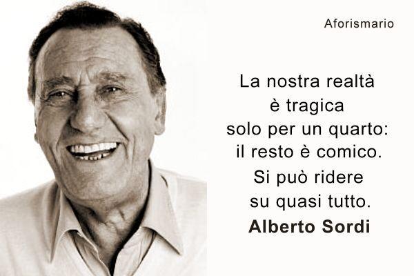 La Satira Al Vetriolo Di Alberto Sordi Words Inspirational