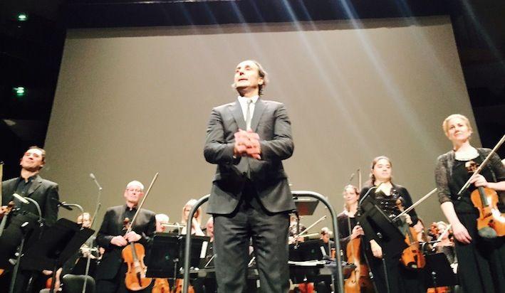 Musique/ Alexandre Desplat à l'honneur à la Philharmonie de Paris en novembre 2015