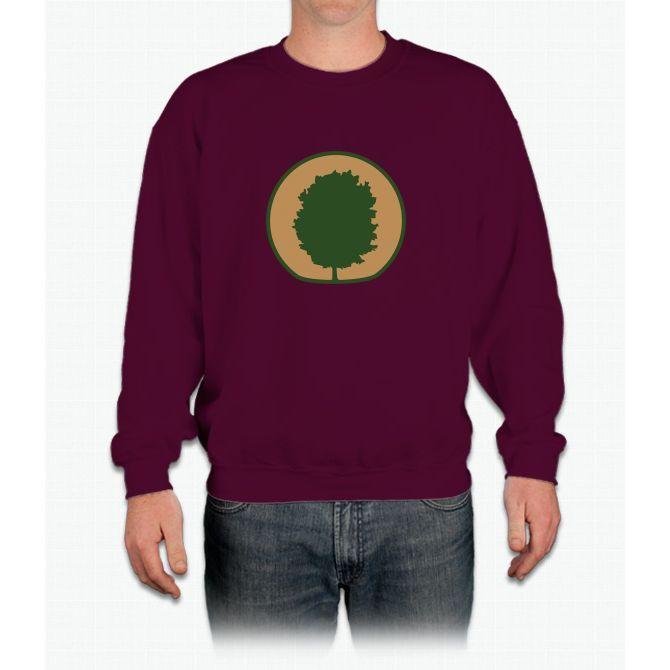 Arbor Day Maple Crewneck Sweatshirt