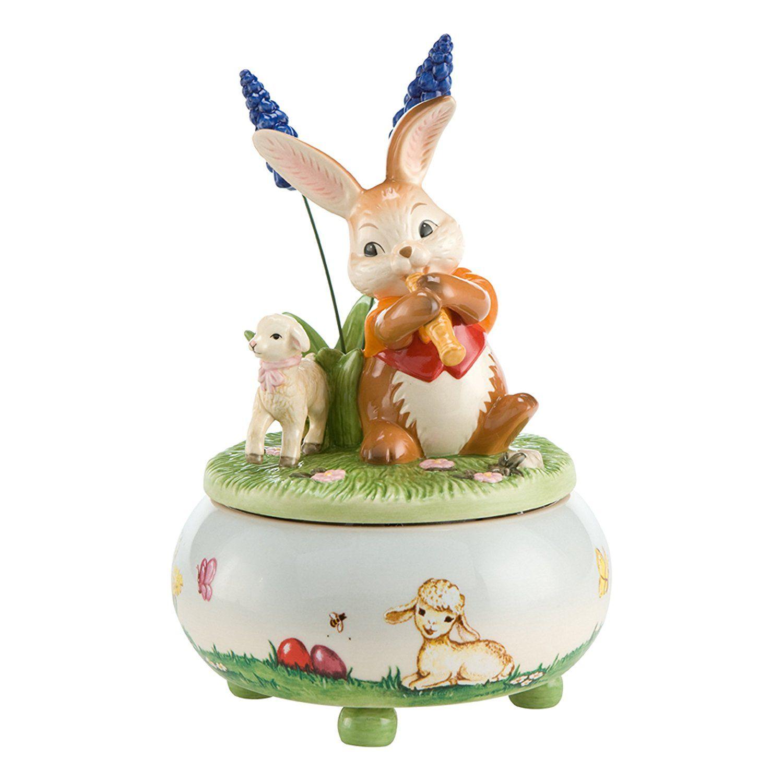 Ostern Spieluhr Eine Schone Melodie Spieluhren Amazon De Kuche Haushalt Spieluhr Schneekugel Ostern
