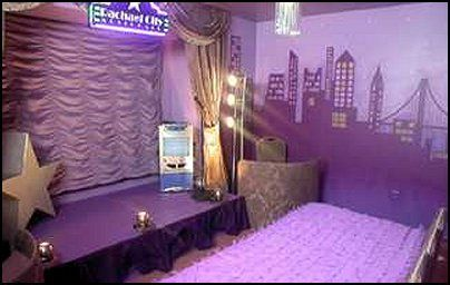 GIRLS ROCKSTAR STAGE IDEAS Maries Manor Music Bedroom - Music themed bedroom decorating ideas
