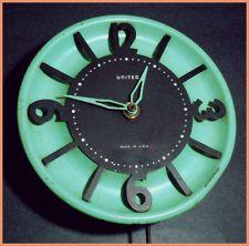 Vintage Clocks Ebay Vintage Clock Clock Old Clocks
