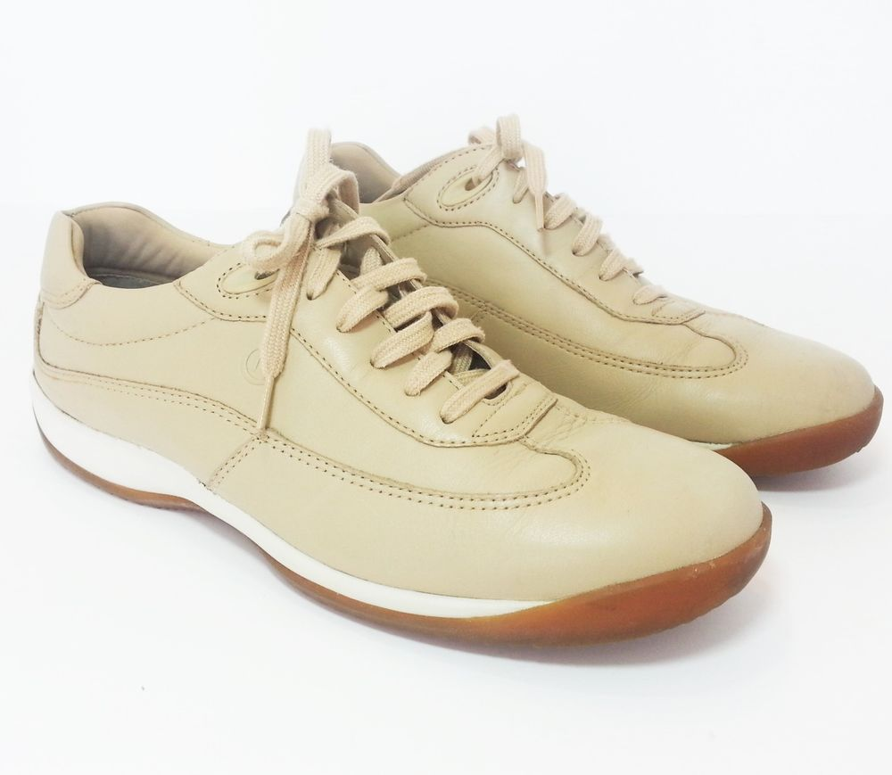 Rockport Shoes Women Beech Tree Leather Athletic Size 7 1/2  7.5 #Rockport #AthleticShoes