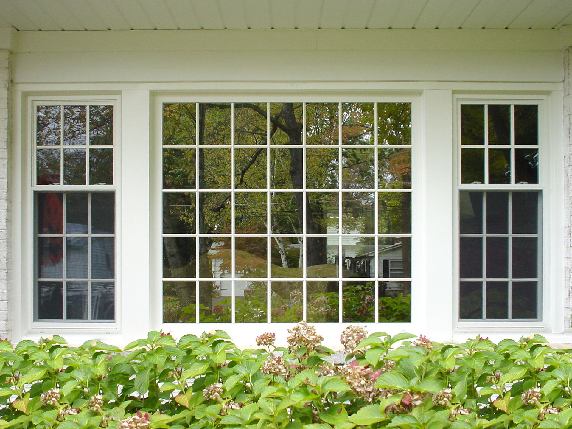 Exterior Home Windows exterior house windows Windows Replacement On House