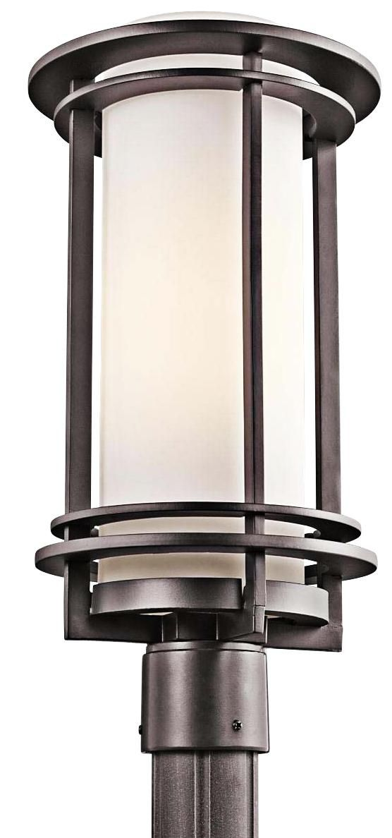 Kichler pacific edge 19 high bronze outdoor post light kichler pacific edge 19 high bronze outdoor post light mozeypictures Image collections