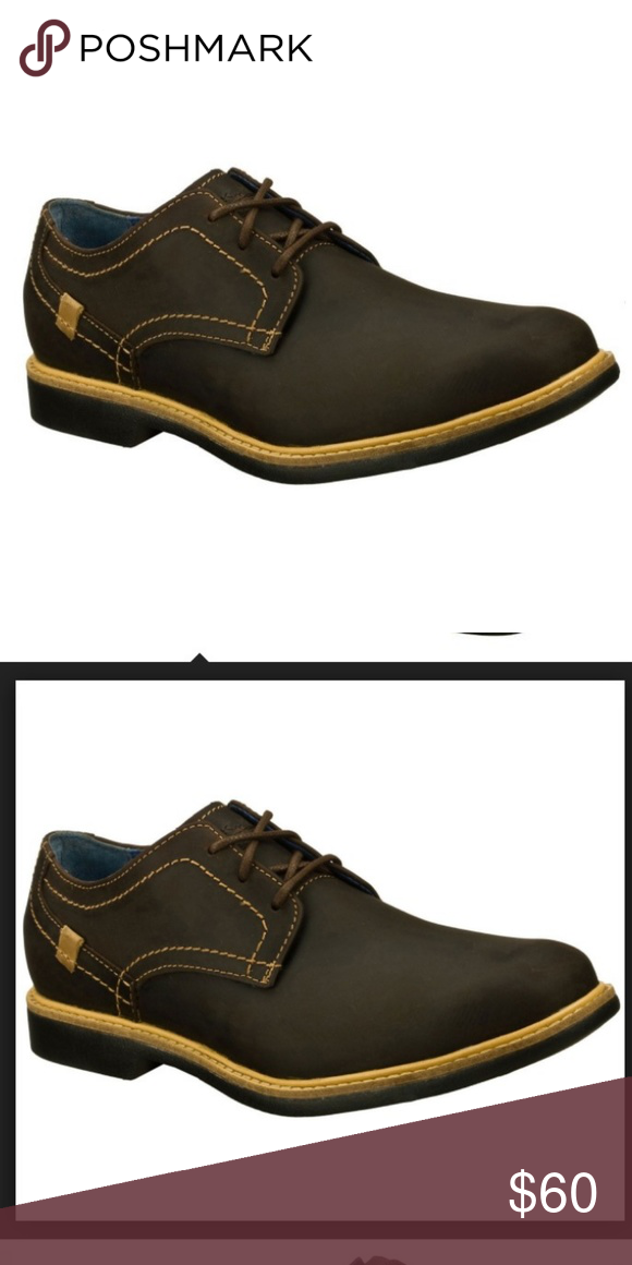 Skechers Mark Nason Malling shoe Dark Brown Skechers Mark Nason Malling  shoe Dark Brown Style   68115 DKBR Color - Dark Brown Size - Men s 7.5  Brand new in ...