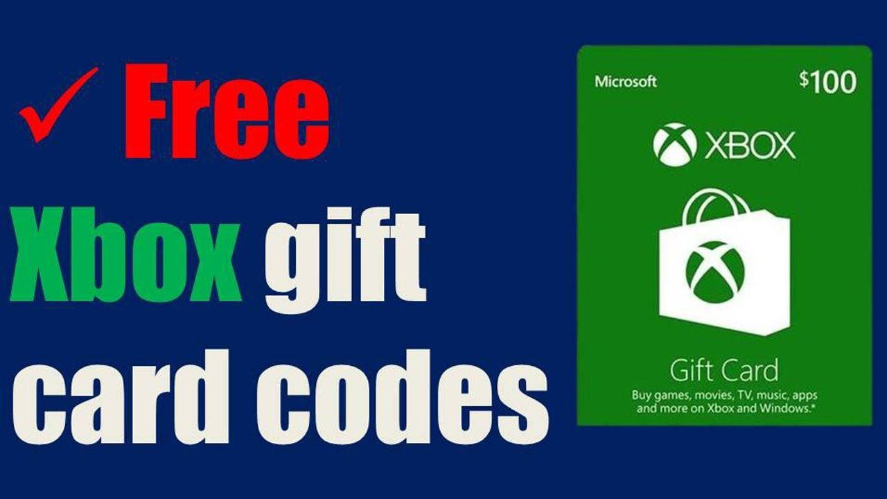 free xbox gift card codes _ free xbox live gold codes
