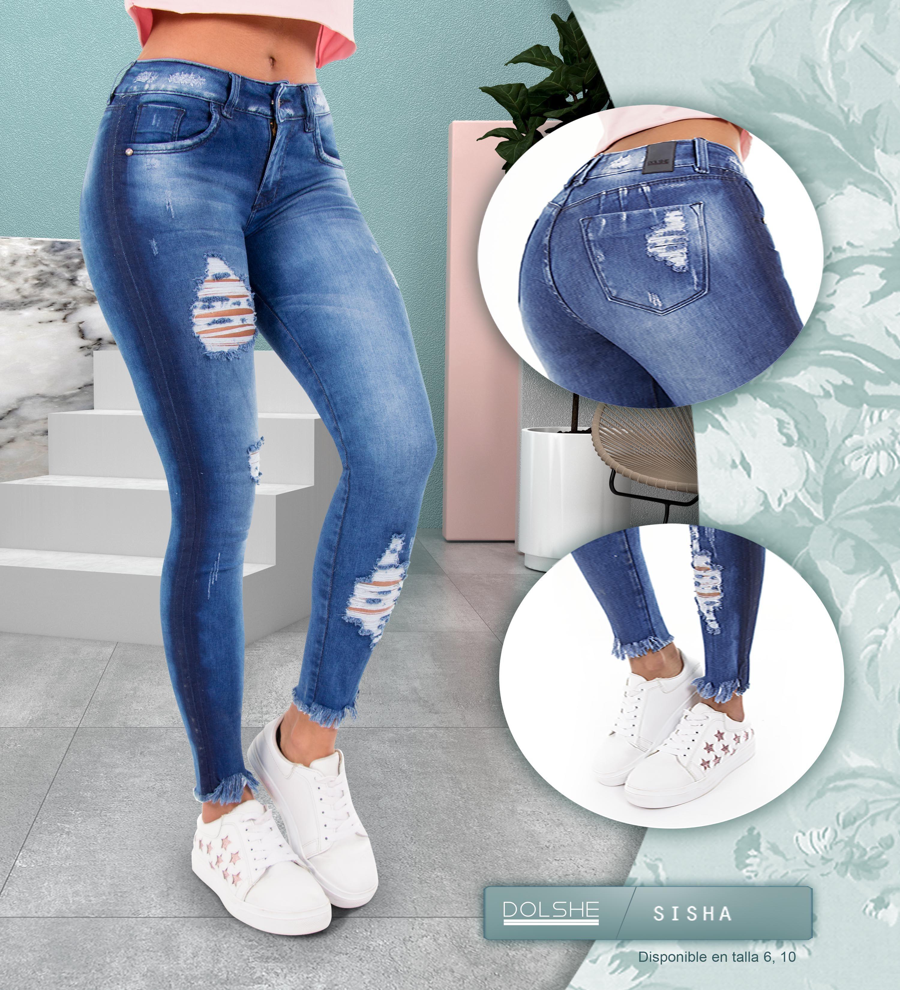 Para Tus Planes De Estos Días Cool Y Relajado Inicia Con Un Jean Con Destroyed Y Combínal Jeans De Moda Pantalones De Moda Mujer Chaqueta De Moda Para Hombre