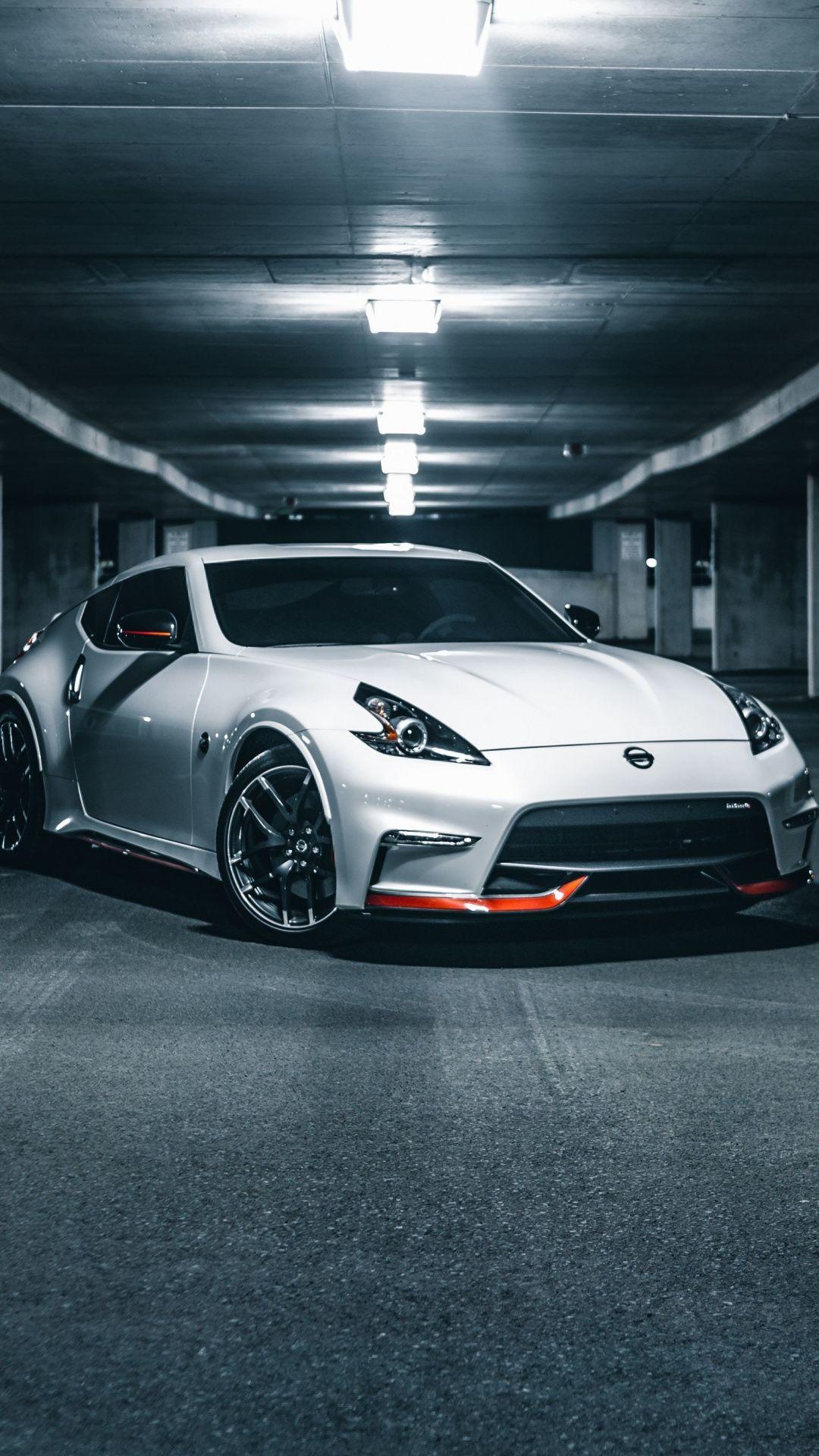 White Nissan Gt R Basement 1080x1920 Wallpaper Nissan Gt Nissan Gt R Gtr