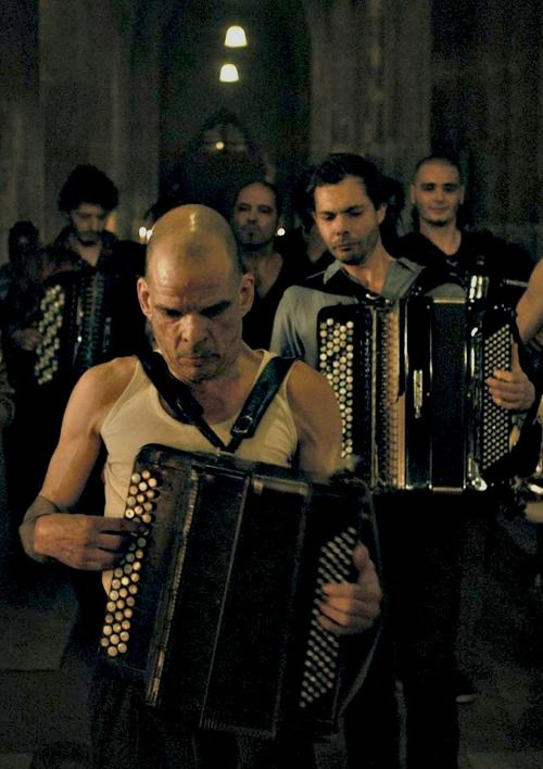Holy Motors- such a weird experience this movie was