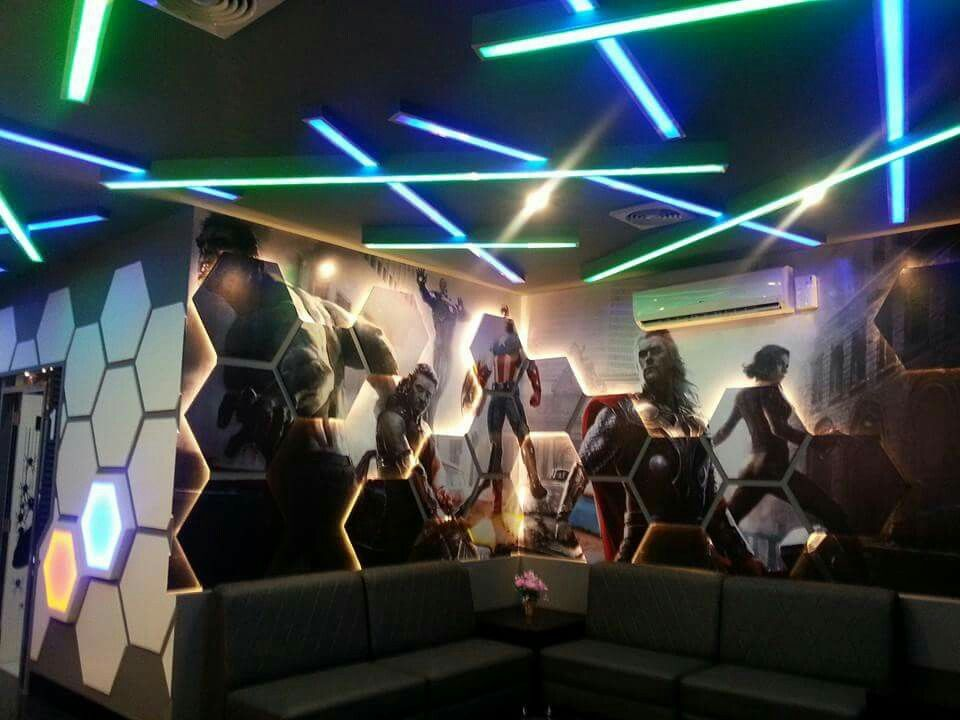 Lobby Karaoke Karaoke Room Nightclub Design Karaoke