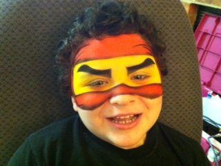 Ninjago Ninja Malowanie Twarzy Pinterest Lego Faces Face