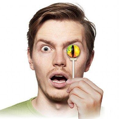 Eyeballs Lollipops