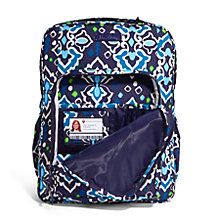 ef8a84e1dac1 Lighten Up Large Backpack in Ink Blue | Vera Bradley | Vera Bradley ...