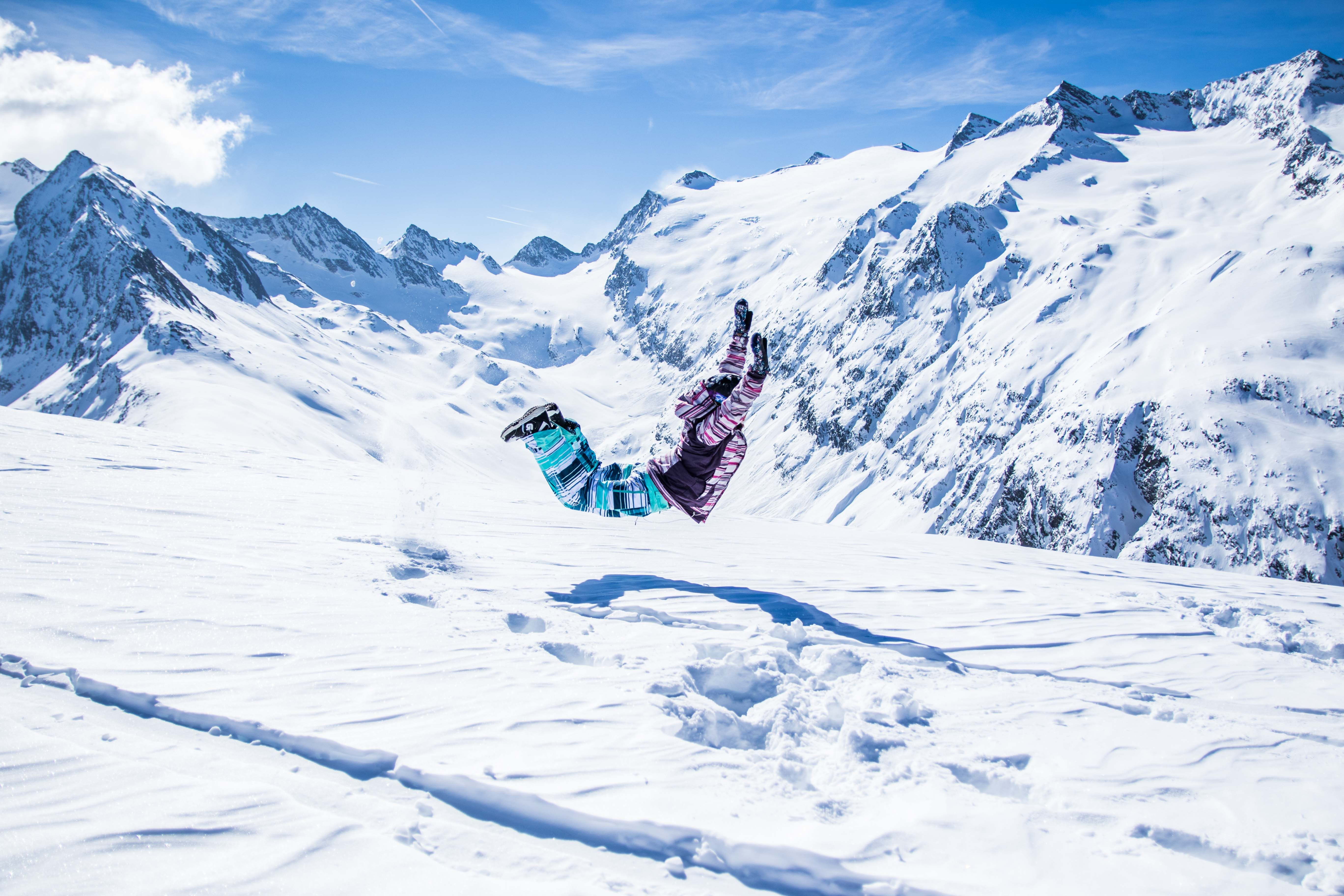 soelden snowboarding photography