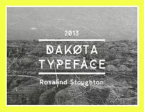 Dakota Typeface