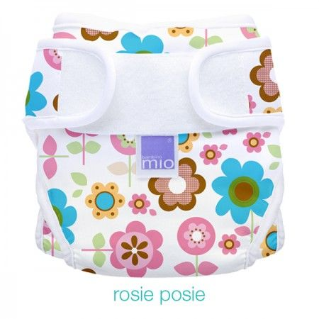 miosoft reusable nappy cover. Super soft and stretchy to keep up with even the most active babies! £7.99