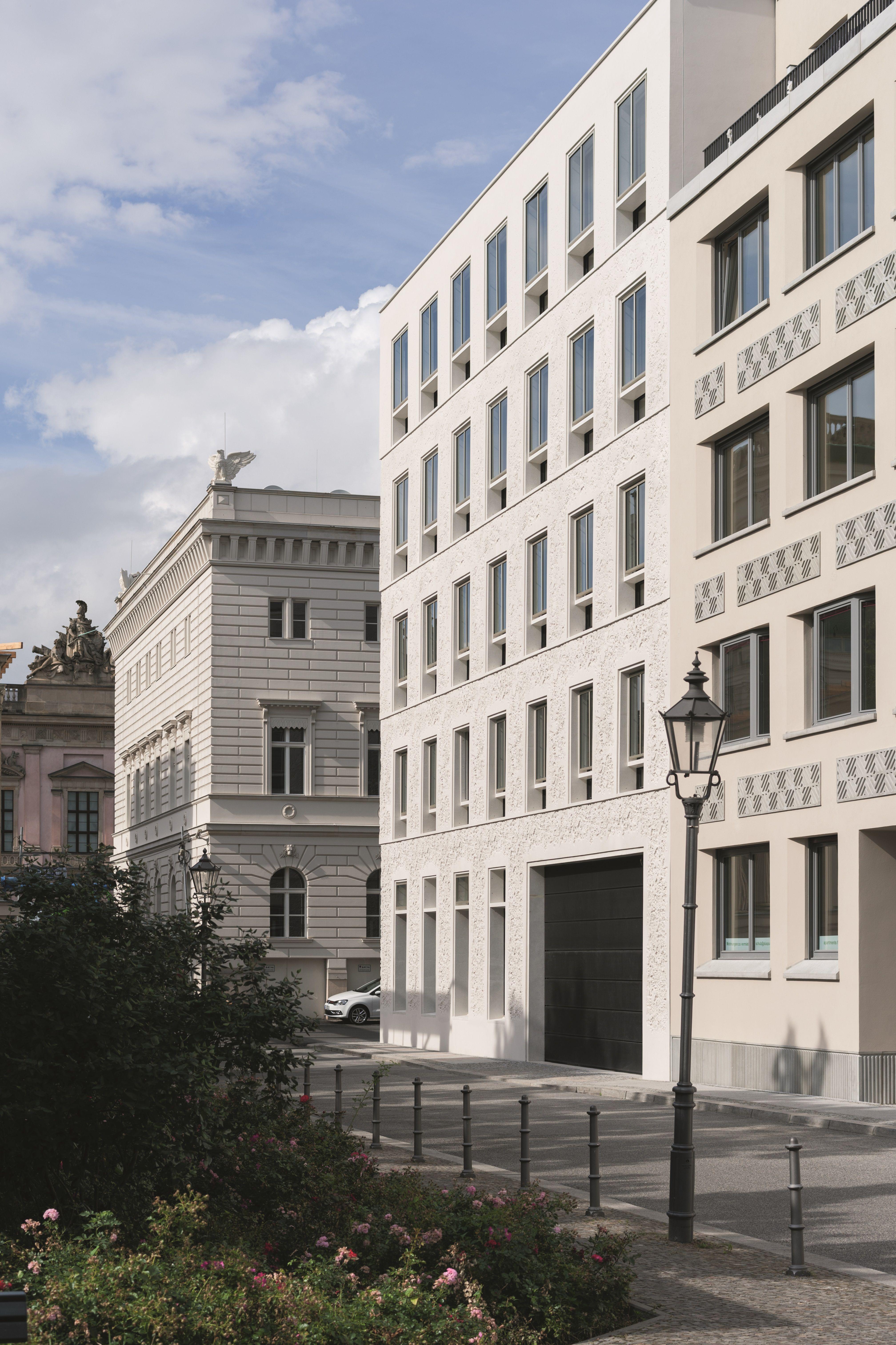 Reckli individualstrukturen schinkelplatz berlin deutschland architekt staab architekten - Architekten deutschland ...
