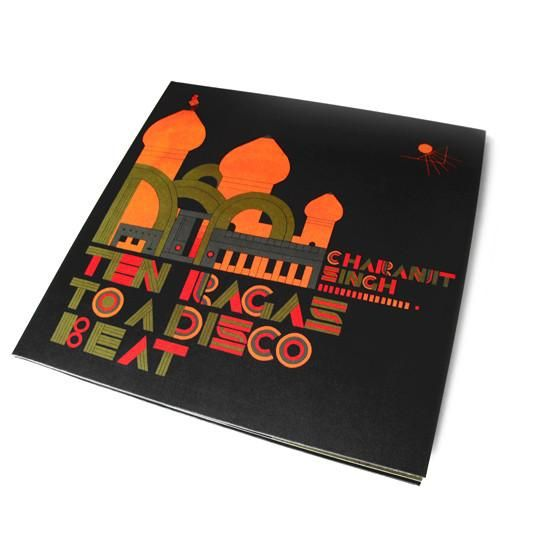 Charanjit Singh Ten Ragas To A Disco Beat 2lp Disco Singh Ten