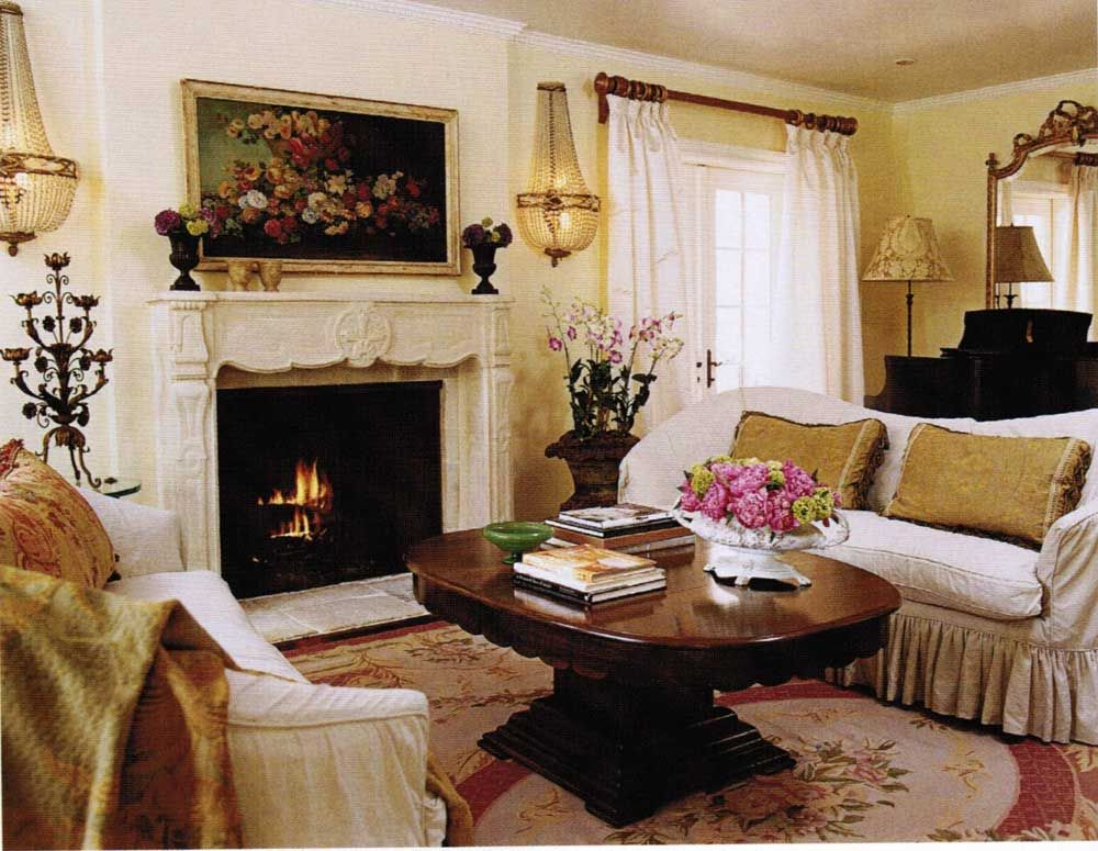 French Country Decorating Ideas For A Living Room Knowledgebase