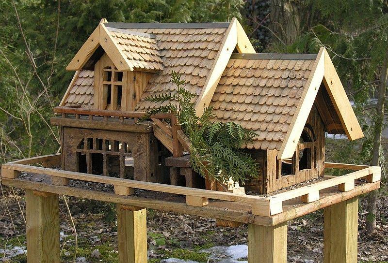 bildergebnis f r vogelfutterhaus vogelhaus pinterest. Black Bedroom Furniture Sets. Home Design Ideas