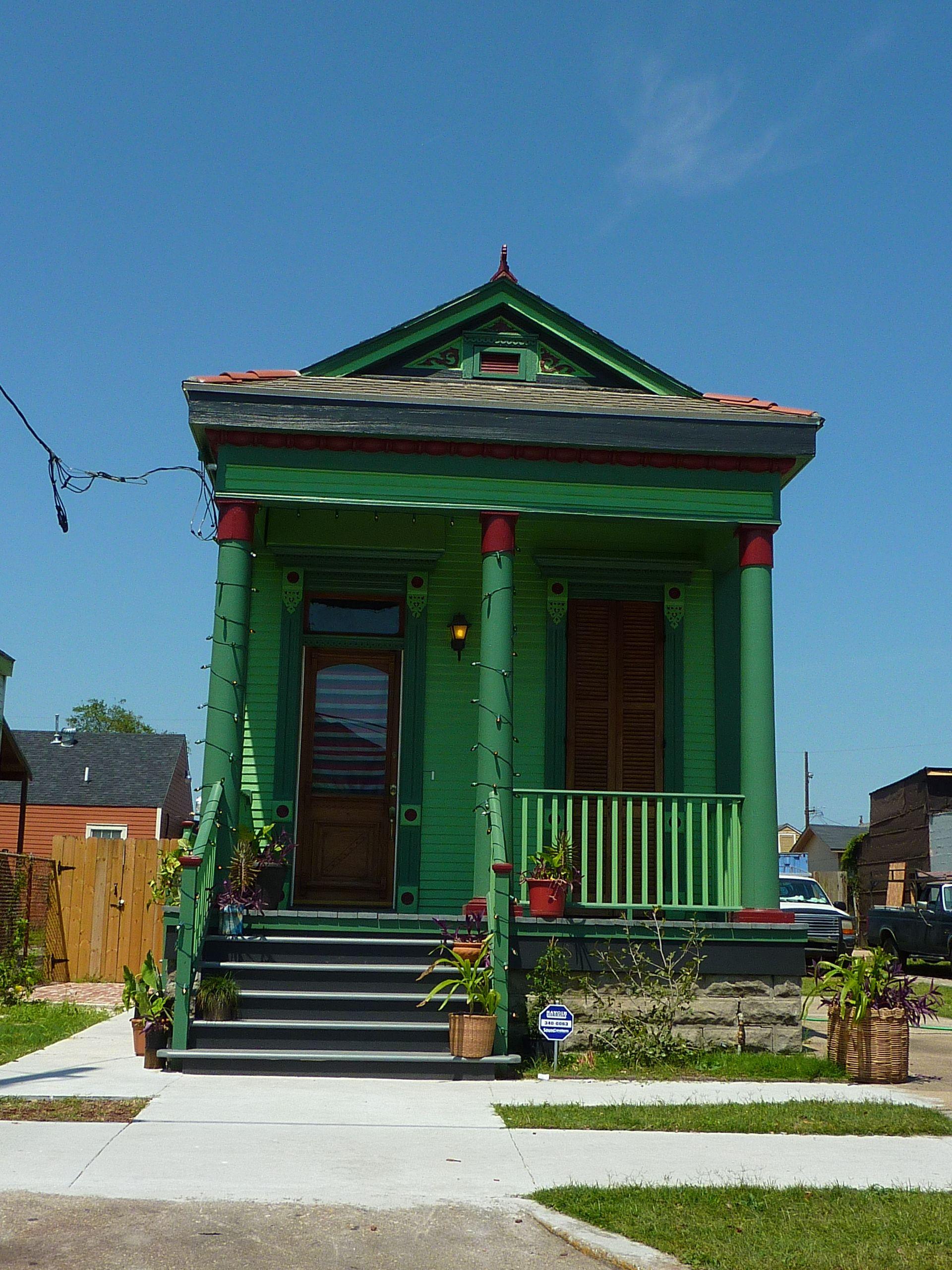 New Orleans Copyright Jen Ralston 2012 | HOME & GARDEN | Pinterest